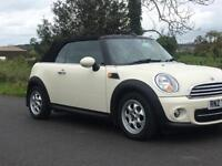MINI COOPER DIESEL **ONLY 30K MILES** CONVERTIBLE not mini one