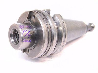 Used Bt-40 Shell Mill Arbor 1.25 Pilot Sma Bt40 1-14 Bhdt-90025
