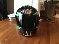 +++++++++ motorcycle helmet and pillion handles +++++++++++