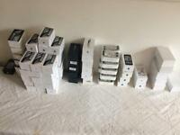 74 x Official Original Apple iPhone Boxes from 3GS 4 4S 5 5C 5S 6 6 Plus = Mixed Job Lot