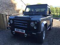 Land Rover defender 90 2.5
