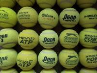 Match/Practice/Dog Tennis Balls - V. GOOD CONDITION - JUST REDUCED!!!