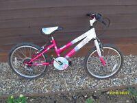 girls emmelle diva bike