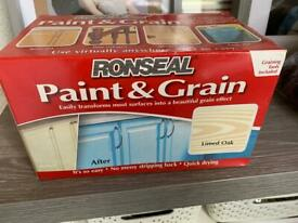 Ronseal Paint and Grain