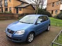 vw polo 1.4 automatic 2008 full service history