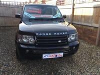 2005 55 Range Rover sport HSE 2.7 turbo diesel automatic full-service history outstanding condition