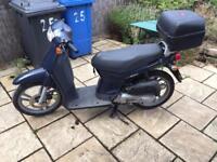 Honda SH50 moped for sale
