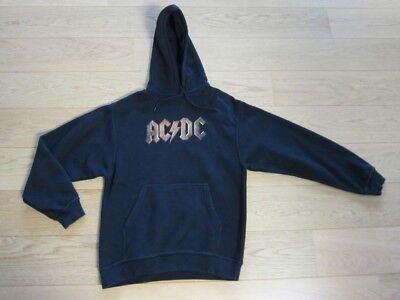 Starworld Herren Kapuzen-Pullover Sweatshirt Hoodie AC/DC Gr. L TOP wie NEU (Dc Herren Kapuzen Sweatshirt)