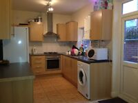 LARGE DOUBLE ROOM TO LET IN A MODERN HOUSE, VERY QUIET AND CLEAN, VIEW IT NOW,FREE PARKING AVAILABLE