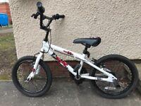 "Child's 18"" Apollo force bmx stunt bike"