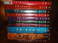 Friends - complete collection - Season 1 to 10 - region 4