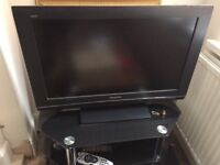 """LCD TV 32"""" with stand"""
