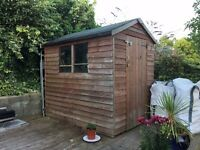 Garden Shed, 7ft x 5ft, free to collector