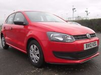 VOLKSWAGEN POLO ***GOOD CREDIT? BAD CREDIT? NO CREDIT???*** FINANCE AVAILABLE £199 P/M