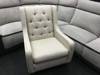 New / Ex Display Anna Accent Chair