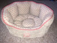 Small dogs bed for sale