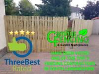 Cambus-Fencing || FENCING • GATES • DECKING • MAINTENANCE