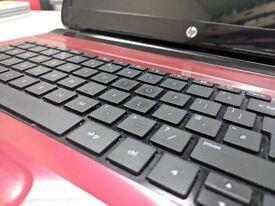 HP 15-B135EA Red Boxed Laptop I3-2370, 6GB, 500GB HDD, DVDRW, HDMI - NEEW