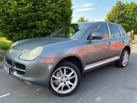 2003 PORSCHE CAYENNE S 4.5 V8 AUTO 4X4 **SUNROOF **XENONS **SUNROOF