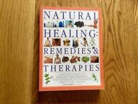 Natural healing remedies and therapies