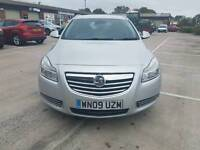 Vauxhall insygnia estate 2009 2.0 cdti diesel.110k