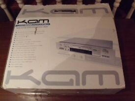 :::NEW::: BN KAM PRO 500 DVD MK2 DVD/CDG KARAOKE PLAYER/MACHINE DUNDEE/DELIVER/POST::NEW::