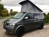 2014/14 VW T5.1 Camper Van, New Conversion, Superb Quality and Specification, 12 Months Warranty