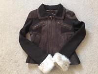 Jane Norman - Brown Jacket - Size 12