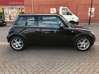 2003 Black Mini One - 12 Months MOT - 2 Months Warranty - Service - 89688 Miles