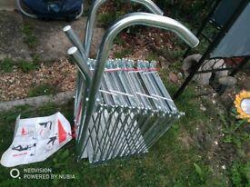 emergency folding ladder