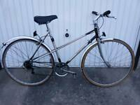Philips Mixte Framed Road Bicycle For Sale in Great Riding Order