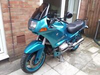Bmw R1100 1993 only 64k with full luggage. MOT, ride away