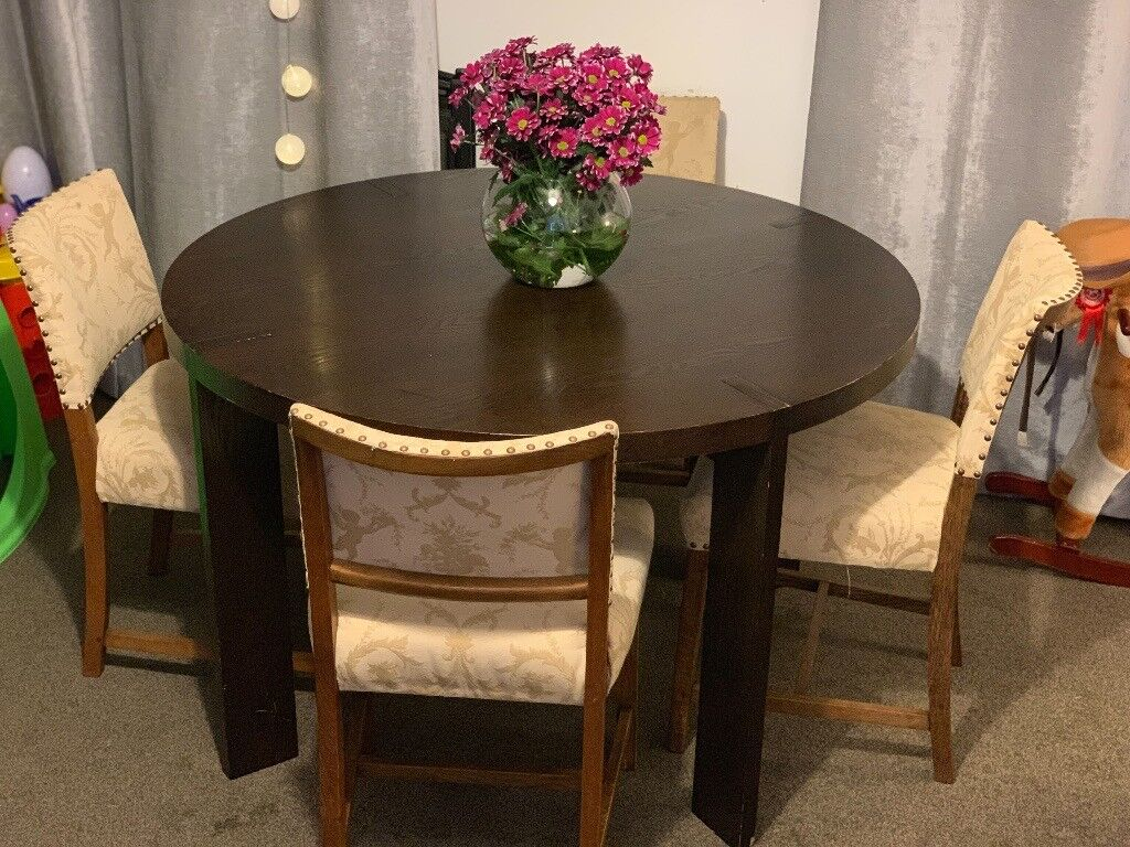Dwell Dining Room Table And Chairs