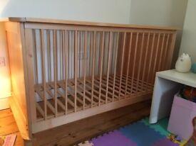 Cot Bed 70cm x 140cm