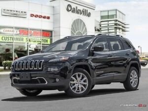 2014 Jeep Cherokee LIMITED | NAVI | BACK UP CAM | BLUE-TOOTH |