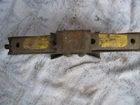 Vintage Scissor Jack from Lake and Elliott Braintree