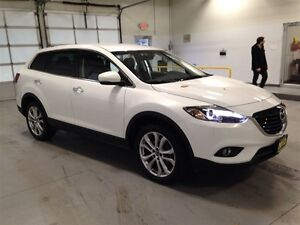 2013 Mazda CX-9 GT| AWD| LEATHER| NAVIGATION| DVD| 107,904KMS Kitchener / Waterloo Kitchener Area image 11