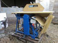 Scheppach kw 70m log cutter or table saw