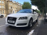 BEAUTIFUL, EXTREMELY LOW MILEAGE A3 TFSI CONVERTIBLE FOR SALE