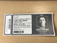 Liam Gallagher Finsbury Park Ticket £40