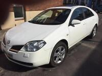 NISSAN PRIMERA 1.8 SE AUTOMATIC ONE PREVIOUS OWNER PORTSMOUTH