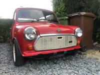 Classic Mini Auto PROJECT for sale  Horbury, West Yorkshire