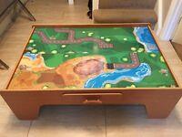 Imagenex games Table for kids train sets, Lego ect