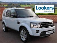 Land Rover Discovery SDV6 LANDMARK (white) 2016-09-14