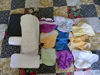 Cloth nappies bundle - Flip and Bum Genious