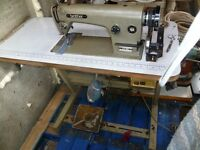 Brother industrial sewing machine-FOR HEAVIER FABRICS