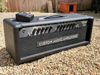 Custom Audio Amplifiers / Suhr OD100 Classic Plus (Fender/Marshall in one box)