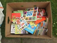 Job lot baby and toddler books