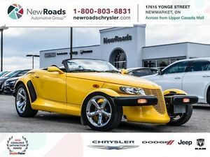2002 Plymouth Prowler AUTOMATIC|LOW KM|CONVERTIBLE| ACCIDENT FRE