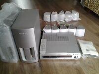 Sony DAV-S400 5.1 ch Home Cinema System (incl. 5 extra speakers & 1 extra subwoofter)
